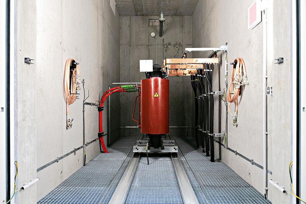 Trafo 630 kVA