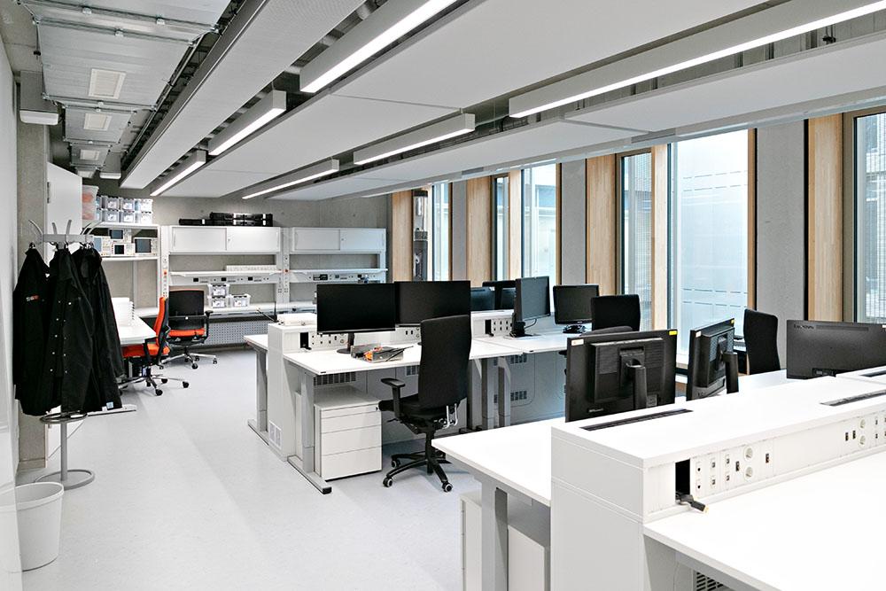 Laborbereich